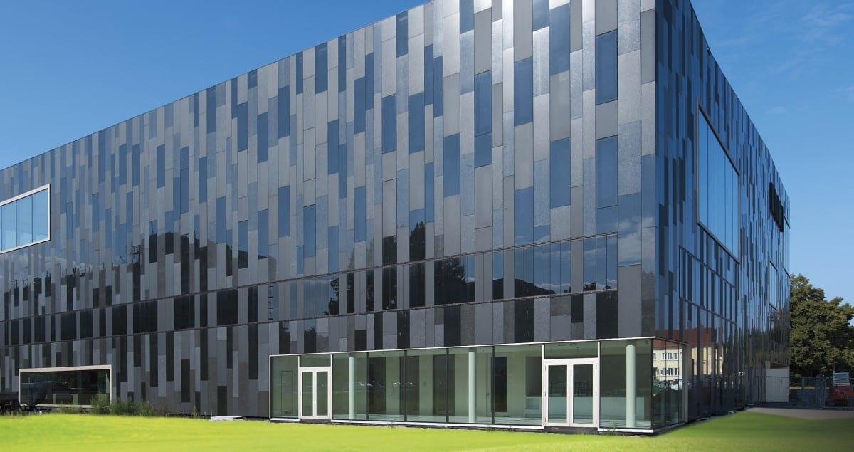 Media Centre, Potsdam-Golm University, Germany