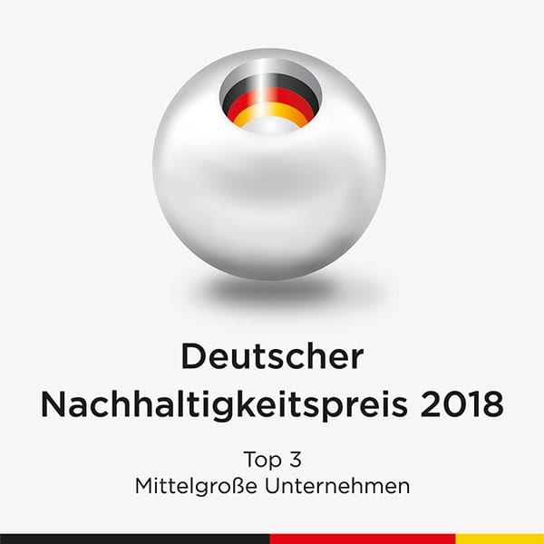 German Sustainability Awards 2018