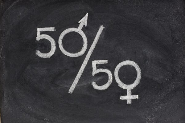 gender equal opportunity or representation