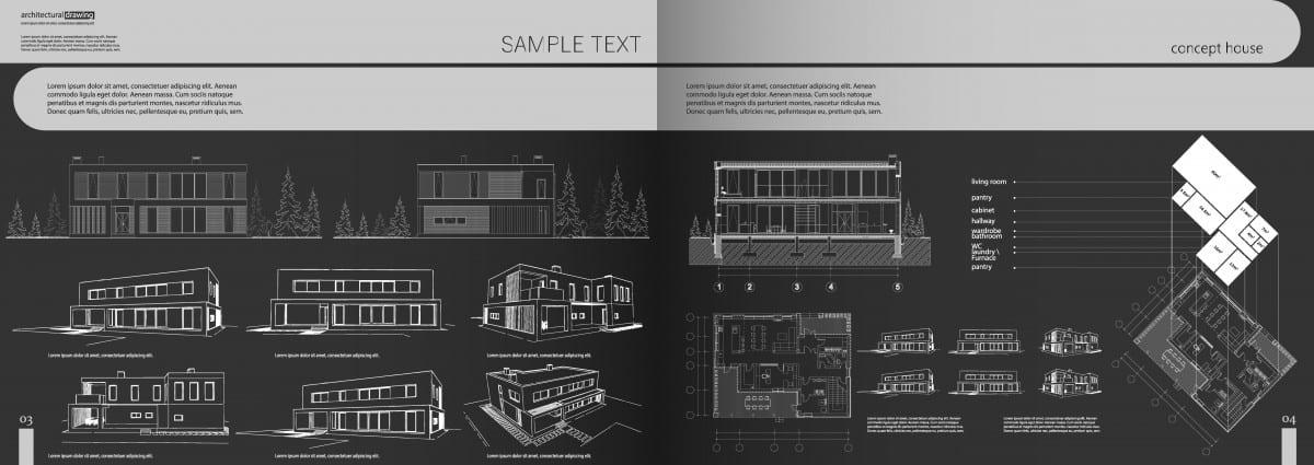 architect's portfolio
