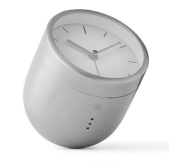 Tumbler Alarm Clock